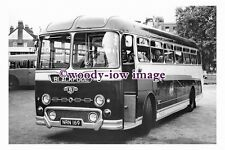 ab0116 - Scout Coach Bus - NRN 169 to Blackpool - photograph