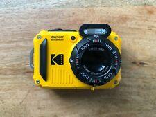 Kodak Pixpro WPZ2 Waterproof Digital Camera + 32GB Lexar Micro SD Card