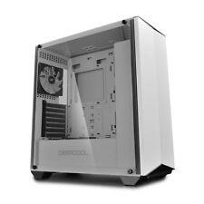 CASE GAMING Deepcool Earlkase White RGB 2*USB3.0/2.0 1*Fan RGB 120mm ATX DESKTOP