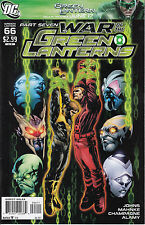 GREEN LANTERN 66...VF/NM...2011...Geoff Johns,Doug Mahnke!...Bargain!