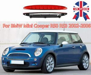 Red LED High Mount Level Third Brake Stop Light For BMW Mini Cooper R50 R53 New