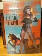 vintage Carmen Electra playboy Original Poster 1997 314