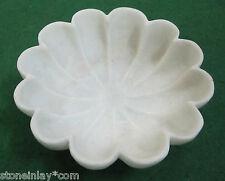 Flower Vase Pot Stone Bowl Bird Bath Urn Marble Decorative Art Piece