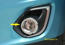 Mitsubishi ASX RVR Outlander Sport 2013 2014 2015 Chrome fog light ring cover