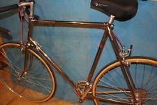 """Vintage Schwinn Voyageur 11.8 Touring Bike 25"""" large Chrome LOW MILES ! stunning"""