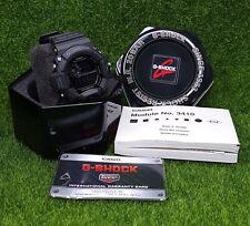 Casio G-Shock Rangeman Mens Watch - Tough, Sealed, Digital, Black - GW-9400-1BCR