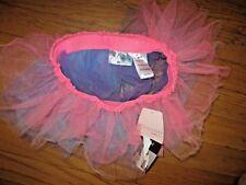 Freestyle Danskin Little Girls Skirt Tutu Tulle Dance Pageant XS 4 6 X New