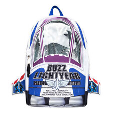 Hype Disney Official Buzz Lightyear Toy Story Box Backpack/School Bag/Rucksack