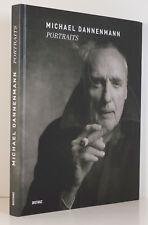 MICHAEL DANNENMANN Portrait Photography of Artists German Photographer New HC