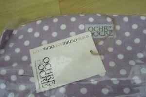 Ochre & Ocre Madeline Lilac Peg Bag New