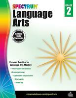 Spectrum Language Arts, Grade 2