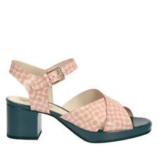 Clarks Orla Kiely Women's Pink Floral Blanche Sandals  Size 5.5 US 7.5  BNWT