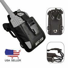 Kenwood Radio Portable Nylon Pouch Holster For Baofeng Motorola Bag Case MSC-20B