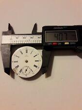 Omega pocket watch movement