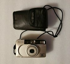 Minolta Riva Zoom 90 38 mm Film Camera with Case