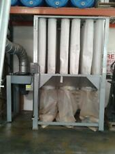 Nederman/Dantherm S-750 7.5 HP Dust Collector, Low Hours (Woodworking Machinery)