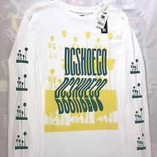 Official DC Shoes Co. Long Sleeve T-Shirt Men's Size XL Skateboarding Tee NWT