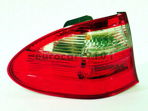 New! Mercedes Benz OUTER Tail Light (LEFT) OEM ULO 7420-01 2118201164