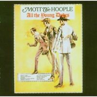 NEW CD Album Mott The Hoople - All The Young Dudes (Mini LP Style Card Case)