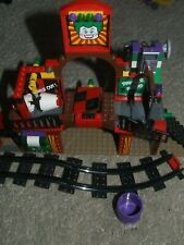 LEGO DC Super Heroes 6857 Dynamic Duo Jokers Funhouse Escape PARTS NOT COMPLETE