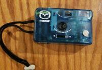 Rare Mazda Branded Vivitar 27mm Wide Angle Lens 35mm Camera w Flash