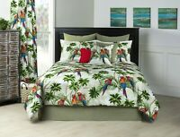 Tropical Parrots Island Comforter Bedding Set & Daybed Custom Made Victor Mill