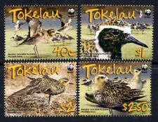 Tokelau 2007 - WWF Pacific Plover - Complete Set of 4  MUH