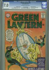 Green Lantern #38 - July, 196% - CGC 7.0 (Tomar--Re appearance)