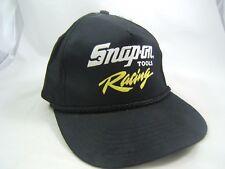 Snap On Tools Racing Hat Black Snapback Baseball Cap