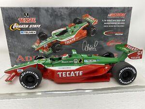1/18 Action Indy CART IRL 2004 Tecate Adrian Fernandez. Part # 104355 Ltd 144 pc