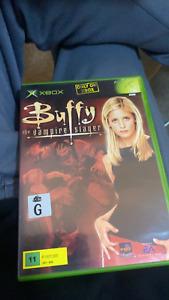 Buffy The Vampire Slayer Xbox With Manual (Australia PAL)