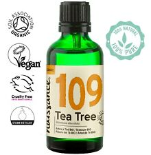Naissance Teebaum Bio 50ml 100 Naturreines ätherisches Teebaumöl