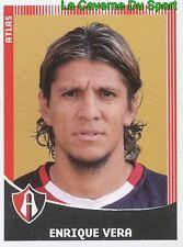 047 ENRIQUE VERA PARAGUAY FC.ATLAS GUADALAJARA PRIMERA DIV APERTURA 2010 PANINI