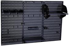 Pegboard Organizer Wall Control 4 Ft Metal Pegboard Standard Tool Storage Kit