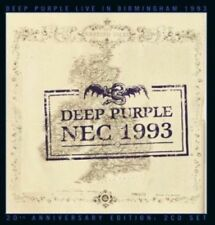 CD de musique hard rock album deep purple
