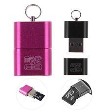 Fashion High Speed USB 2.0 T Flash TF Mini Micro SD Memory Card Reader Adapter