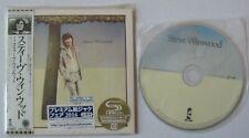 STEVE WINWOOD   SHM CD MINI LP REPLICA    OBI JAPON