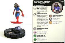 Heroclix - #033 Captain America - Avengers Infinity