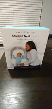 Snuggle Nest Dream Portable Infant Sleeper Gray 0-6 Months