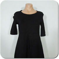 ISABELLA OLIVER Woman's Black Mini Dress, 3/4 Sleeves, size 1