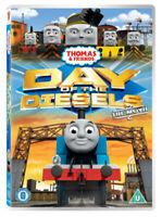 Thomas & Friends: Day of the Diesels - The Movie DVD (2011) Greg Tiernan cert U