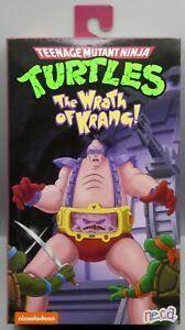 NECA Teenage Mutant Ninja Turtles ULTIMATE KRANG ANDROID BODY TMNT Cartoon