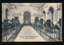 France PARIS French Mint Money Hotel Monnaies Mint #16 Monnayage c1900/20s? PPC