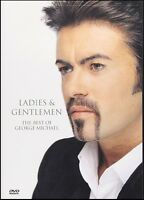 GEORGE MICHAEL - LADIES & GENTLEMAN THE BEST OF GEORGE MICHAEL DVD *NEW*