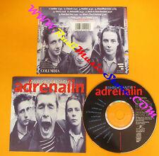 CD ASHBURY FAITH Adrenalin 1995 France COLUMBIA COL 480299-2 no lp mc dvd (CS6)