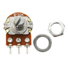 5 x 100K ohm B100K Top Adjustment Dual Linear Potentiometer Po DT