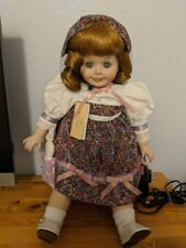 Betty Jane Carter Original Limited Edition Musical Porcelain Doll by Bette Ball