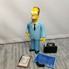 The Simpsons Herb Powell Interactive Playmate Toys
