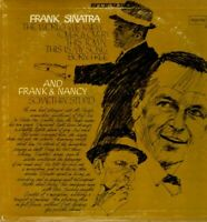 Frank Sinatra Vinyl LP Reprise Records,1967, R-1022, The World We Knew ~ NM-!