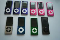 Apple iPod nano 5th Generation 8GB Battery Defect Works In Dock Station Only